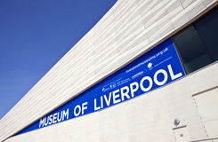 Museum of Liverpool Royalty Free Stock Photo