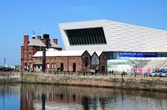 The Museum of Liverpool. Royalty Free Stock Images