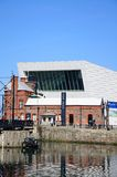 The Museum of Liverpool. Stock Image
