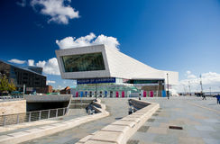 The Museum of Liverpool Royalty Free Stock Photography
