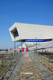 The Museum of Liverpool. Royalty Free Stock Photos