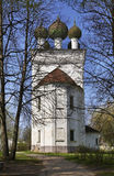 Museum of local lore - former Church of Entry into Jerusalem in Kashin. Russia Stock Photos