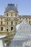 Museum Louvre. Royalty Free Stock Photography
