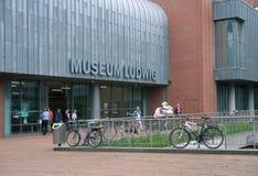 Museum Ludwig in Keulen, Duitsland Stock Afbeelding