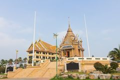 Museum at Maha chulalongkorn rajavidlayala University. Lumsri, Ayutthaya Stock Photos