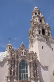 Museum of Man. The exterior of the museum of man building in Balboa Park in San Diego California Stock Image