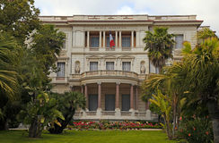 Museum Massena in Nice, France. Stock Photos