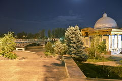 The Museum of memory of victims of repression - is located in the centre of Tashkent. Tashkent, Uzbekistan - August 02, 2015: the Museum of memory of victims of Stock Photos