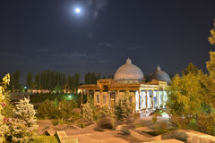 The Museum of memory of victims of repression - is located in the centre of Tashkent. Tashkent, Uzbekistan - August 02, 2015: the Museum of memory of victims of Stock Image