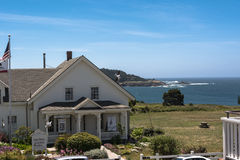 Museum in Mendocino, California Royalty Free Stock Photography