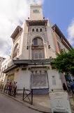 The Museum of Modern Art of Algiers (MaMa) is an art museum in Algiers.The building, built between Stock Images