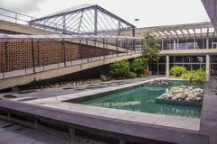 The Museum of Modern Art (MAM) - Rio de Janeiro Stock Images