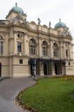 Museum Narodowe  Old Town Krakow Poland Europe Stock Photography
