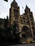 Museum of natural history. Museum if natural history Royalty Free Stock Photography