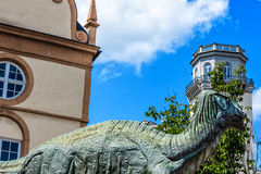 Museum of Natural History in Kassel, Germany Royalty Free Stock Image