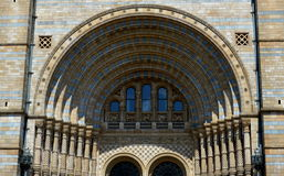 The Natural History Museum in London, UK Royalty Free Stock Image