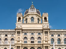 The Museum of Natural History (Naturhistorisches Museum) In Vienna Stock Images