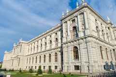 Museum of Natural History of Vienna Stock Photos