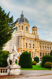 Museum of Natural History in Vienna, Austria Royalty Free Stock Photo