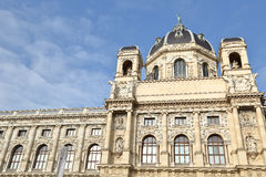 Museum of Natural History Vienna Royalty Free Stock Images