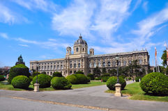 Museum of natural history in Vienna. Austria. Stock Photos