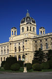 Museum of Natural History in Vienna, Austria. Royalty Free Stock Photos