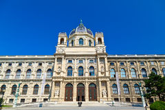 Museum of Natural History of Vienna Royalty Free Stock Images
