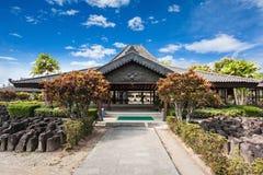 Museum near Borobudur Royalty Free Stock Photography