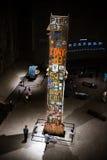 9 museum New York för 11 minnesmärke Arkivbilder