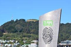 Museum of New Zealand Te Papa Tongarewa Stock Photography