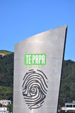 Museum of New Zealand Te Papa Tongarewa Royalty Free Stock Photos