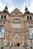museum nordiska stockholm sweden Royaltyfri Bild