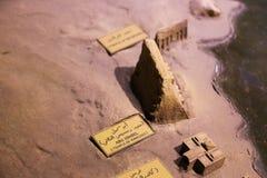 Museum of Nubia Egypt. Egypt, Aswan, Ancient Antiques at Museum of Nubia Egypt 20 September 2017 Stock Image