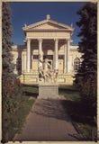 Museum in Odessa Stock Photo