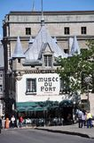Museum Of Fort In Old Quebec City, Canada Royalty Free Stock Photography