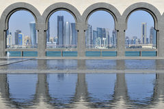 Museum Of Islamic Art, Doha, Qatar Stock Photo