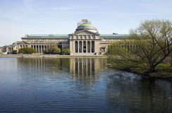 Free Museum Of Science And Industry Royalty Free Stock Image - 14402336