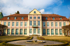 Museum in the Oliwa park Royalty Free Stock Photography
