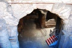 Museum ondergronds Stock Afbeeldingen