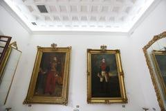 Museum op Caracas, Venezuela Royalty-vrije Stock Foto
