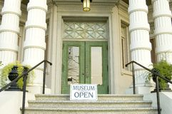 Museum Open Stock Images