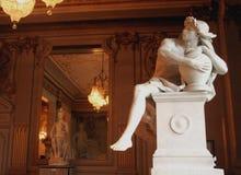 museum orsay paris Royaltyfri Foto
