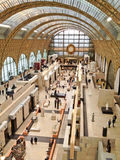 Museum Orsay - Paris France Royalty Free Stock Image
