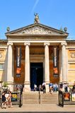 Museum in Oxford, England Royalty Free Stock Image
