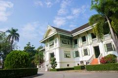 Museum på Phrae Thailand Arkivfoton