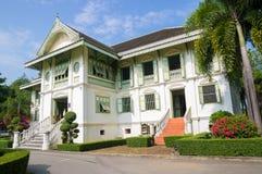 Museum på Phrae Thailand Royaltyfria Foton