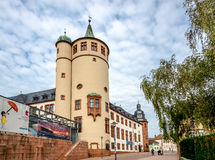 Museum of the Palatinate Royalty Free Stock Images