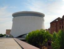 Museum - Panorama lizenzfreies stockfoto