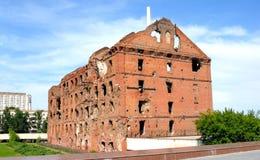 Museum - Panorama stockfoto