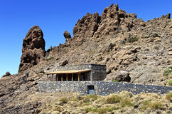 Museum of pastor Juan Evora, Teide, Tenerife Royalty Free Stock Images